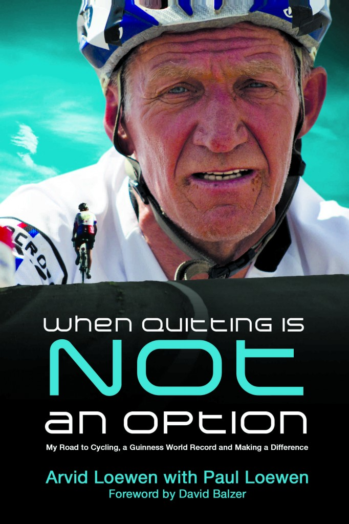 "The cover for ""When Quitting is Not an Option"""